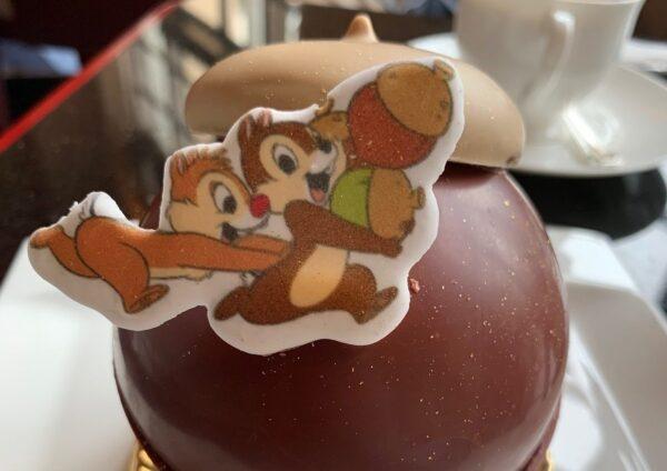 ハイペリオン・ラウンジ ケーキ