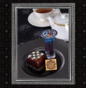 【注意事項まとめ】ディズニーキングダムハーツのケーキセットを食べる方法!