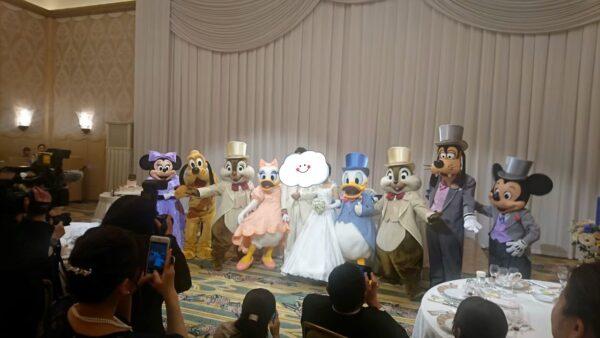 【ディズニー結婚式】実際にかかった費用と節約ポイントは?