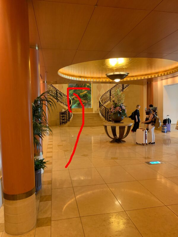 """【写真あり】舞浜駅から""""アンバサダーホテル""""と""""ローズチャペル""""への行き方"""