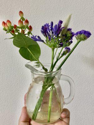 【お花の定期便】ブルーミーライフを初めてやってみた感想!