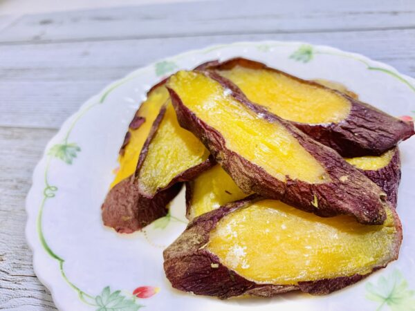 【カルディ 皮つき干し芋のレビュー】氷温熟成で甘みしっかり♪