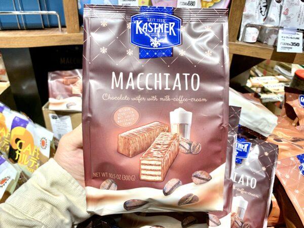 ウエハースうますぎ!「KASTNER(カストナー)チョコレートウエハース」