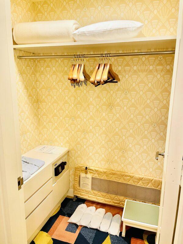【ディズニー宿泊記】最上階!パームガーデンビュールームのレビュー!