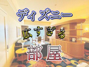 【ディズニー宿泊記】パームガーデンビュールームを33枚の写真でレビュー!